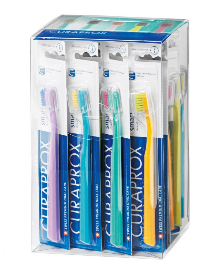 Box with 36 CS smart toothbrushes